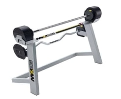MX80 Select system barbell + curl bar incl. stand - delivery within 2-3 weekdays
