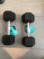 Hex dumbbells 7,5