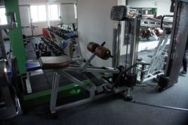 Sitting-Calf Trainingsgerät TECHNOGYM Silverline M408V-ALH121-0