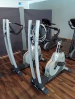 secondhand bicycle Ergometer, 2x