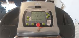 Lamellenlaufband Emotion Fitness sprint