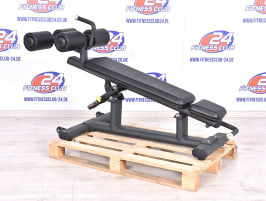NPG T-LINE 827 Adjustable Abdominal Bench- NEW