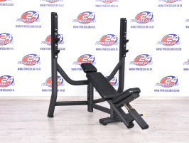 NPG T-LINE 830 Olympische Bank positiv (Olympic Incline Bench)- NEU