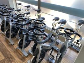 10x Indoor Bikes: Pro+ von STAR TRAC