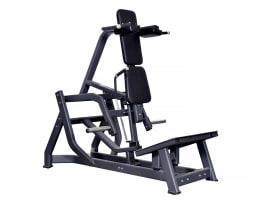 NPG T-LINE 8.17 V- Squat mit gewichtsscheiben (V-Squat Plate Loaded)