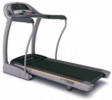 Horizon Fitness Elite T5000 + Sport-Tiedje floor mat XXL for unique 900 Euro