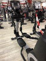 2 x Crosstrainer Life Fitness