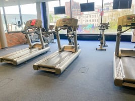 ✅ Life Fitness Silverline 95ti treadmill with console ✅ Top condition