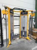Neu ✅ Life Fitness Kabelturm SYNRGY 90 ✅ Cable Cross Kabelzugturm