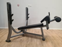 Life Fitness Olympic Decline Bench Signature Series