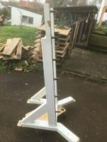 Dumbbell Rack Squat Rack Blank