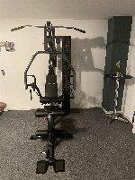 BodyCraft Kraftstation X-Press Pro Modell 2020/2021 -NEU-