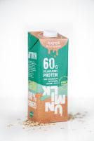 UNMILK 60g Protein Oats gluten free 1 liter 8er Tray