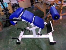 Rückentrainer/ Rumpfheber-Bank, Typ: MKB R2 - gebraucht