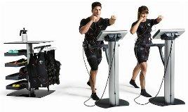 2 EMS Geräte Miha Bodytec plus Zubehör, Studioausstattung