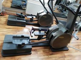 gebrauchte TECHNOGYM Glidex 600 XT Pro (Crosstrainer) Mängel = NUR die Griffe!
