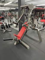 gebrauchte gym80 Plate Loaded Maschinen Dual Edition Line 3 Stück