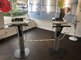 10 x MIHA BODYTEC 2 Geräte -  12 Arbeitsstationen - Westen - Manschetten - Vergrößerungen - sämtliches Zubehör