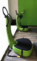 """Vibration plates from the """"Power Plate"""" brand"""