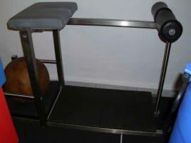 Rückenbank, Backextension, Hyperextension, Rückentrainer