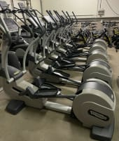 Technogym excite synchro 700 led *delivery free of charge, reconditioned, warranty*.