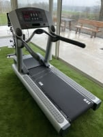Life Fitness 95TI Silverline * Delivery free of charge, reconditioned, warranty*.