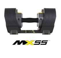 MX55 Select system dumbbells dumbbell set from 4,5kg - 24,9kg without stand