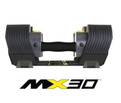 MX30 Select system dumbbells dumbbell set from 3,4kg - 13,9kg without stand