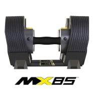 MX85 Select system dumbbells dumbbell set from 5,6kg - 38,69kg without stand