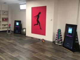Mrs.Sporty Frauen Mikro-Studio zu verkaufen