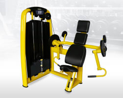 SALE Technogym Selection M992 Arm Curl- Refurbished - AS NEW