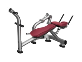 SALE !! Life Fitness Signature Abdominal Crunch Bench- Clean & Working