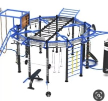 CrossFitness The Clock Work 12 Rig By Quincy Fitness