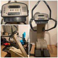 Step Race XT, stepper by Technogym, gym equipment