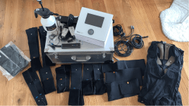 StimaWell EMS device - less used, inc. equipment & warranty