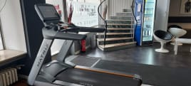 Matrix treadmill with fully internet capable console