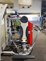 SportsArt Fitness chest press dual, used, very good condition