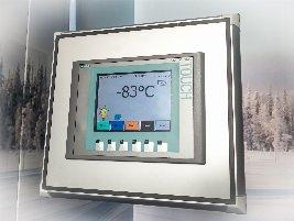 Elektrisch betriebene Kältekammer der Firma Mecotec