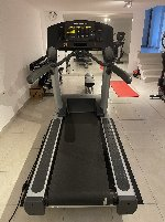 Life Fitness Integrity Series 97T Treadmill  GER/MET 220-240V, with Connectivity,  Arctic Silver