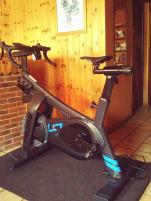 neuwertiges Indoor bike, Stages sb20