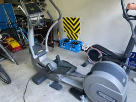 Cross Trainer von Techno Gym - Techno Gym Excite 700