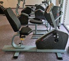 Halbliege Ergometer Emotion fitness 600