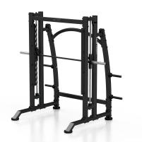 Marbo Sport Free Weight Multipresse MF-U002 Kraftstation Smith Machine mit Gegengwicht im Profil