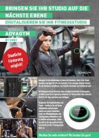 Advagym by Sony - Das Digitalisierung System für Ihr Fitnessstudio - Kosenlose Beratung