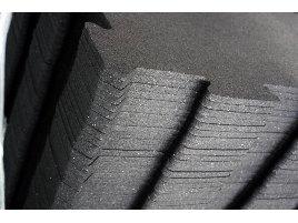 1m² x 15mm PREMIUM Rubber Mats NEW! Fitness Flooring Mats