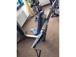 Used Freemotion Chest Cable Cross Station