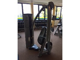 Used Freemotion Chest Press