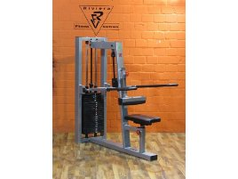 Used L+K Triceps Dip Machine C-Line