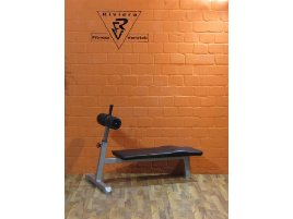 Used L+K abdominal bench Powerline