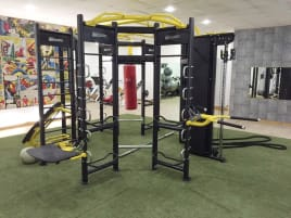 FUNCTIONAL RACK - in circle form Functional Training Equipment
